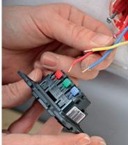 prise électrique par electricien Montesson