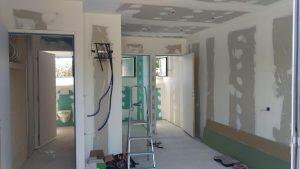 installation électrique d'un appartement sur Limay