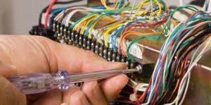 interrupteur électrique sur Houilles